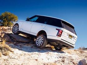 Ver foto 5 de Land Rover Range Rover Supercharged USA 2013