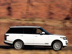 Ver foto 3 de Land Rover Range Rover Supercharged USA 2013