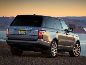 Ver foto 2 de Land Rover Range Rover Supercharged USA 2013