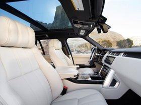 Ver foto 18 de Land Rover Range Rover Supercharged USA 2013