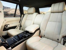Ver foto 17 de Land Rover Range Rover Supercharged USA 2013
