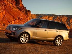 Ver foto 13 de Land Rover Range Rover Supercharged USA 2013