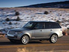 Ver foto 11 de Land Rover Range Rover Supercharged USA 2013