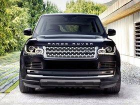 Ver foto 8 de Land Rover Range Rover UK 2013