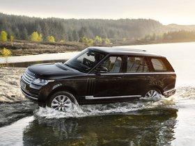 Ver foto 7 de Land Rover Range Rover UK 2013