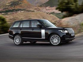 Ver foto 6 de Land Rover Range Rover UK 2013
