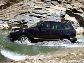 Ver foto 4 de Land Rover Range Rover UK 2013