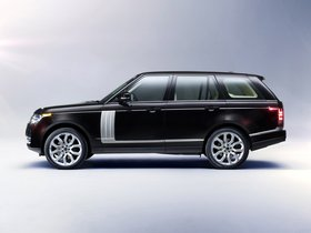 Ver foto 2 de Land Rover Range Rover UK 2013
