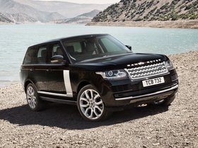 Ver foto 1 de Land Rover Range Rover UK 2013