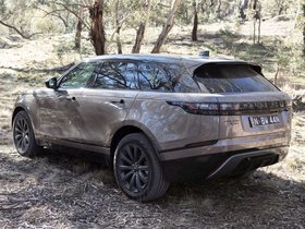 Ver foto 10 de Land Rover Range Rover Velar R Dynamic D240 SE Australia 2017
