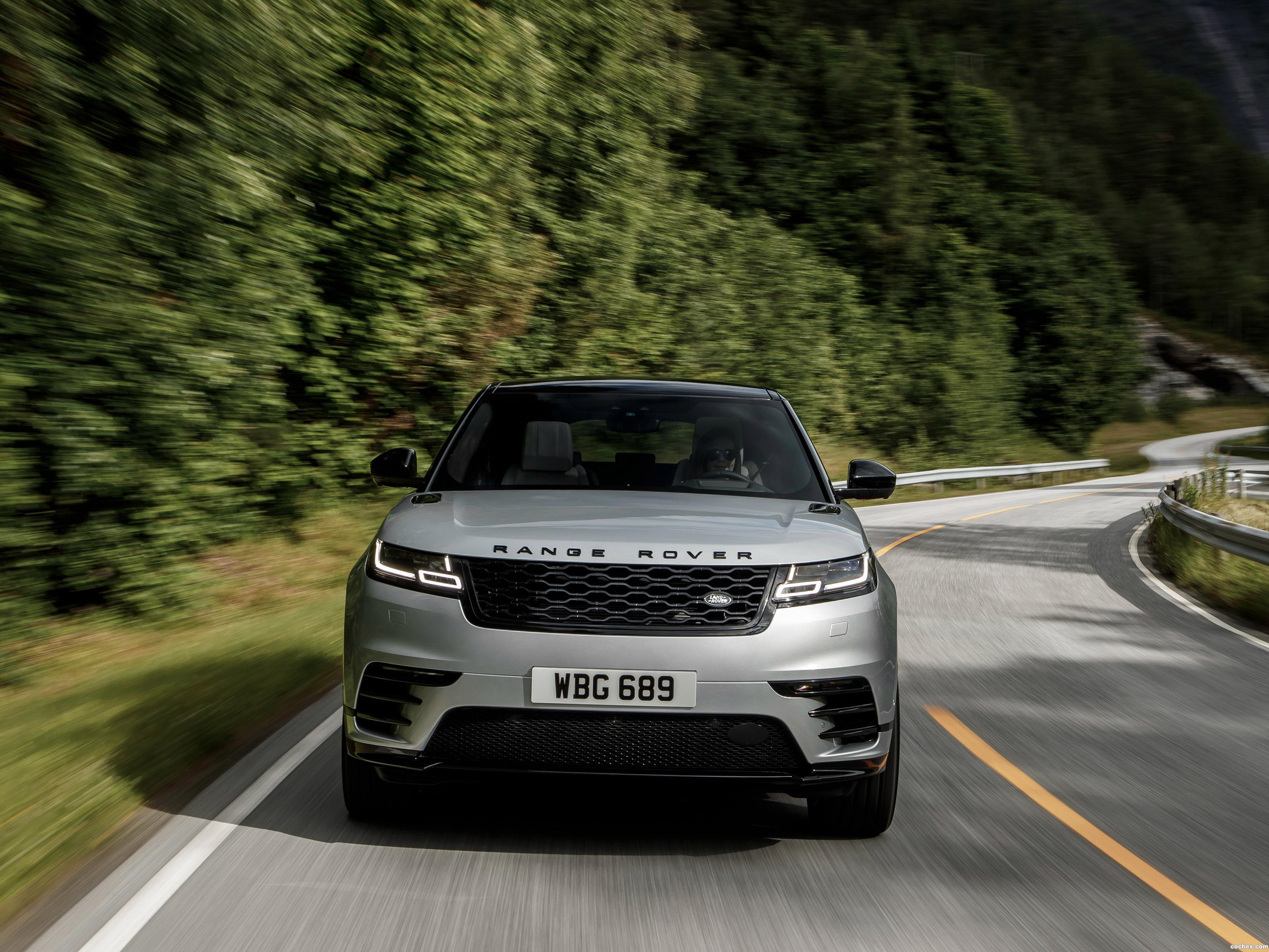 Foto 25 de Land Rover Range Rover Velar R-Dynamic D300 HSE Black Pack 2017