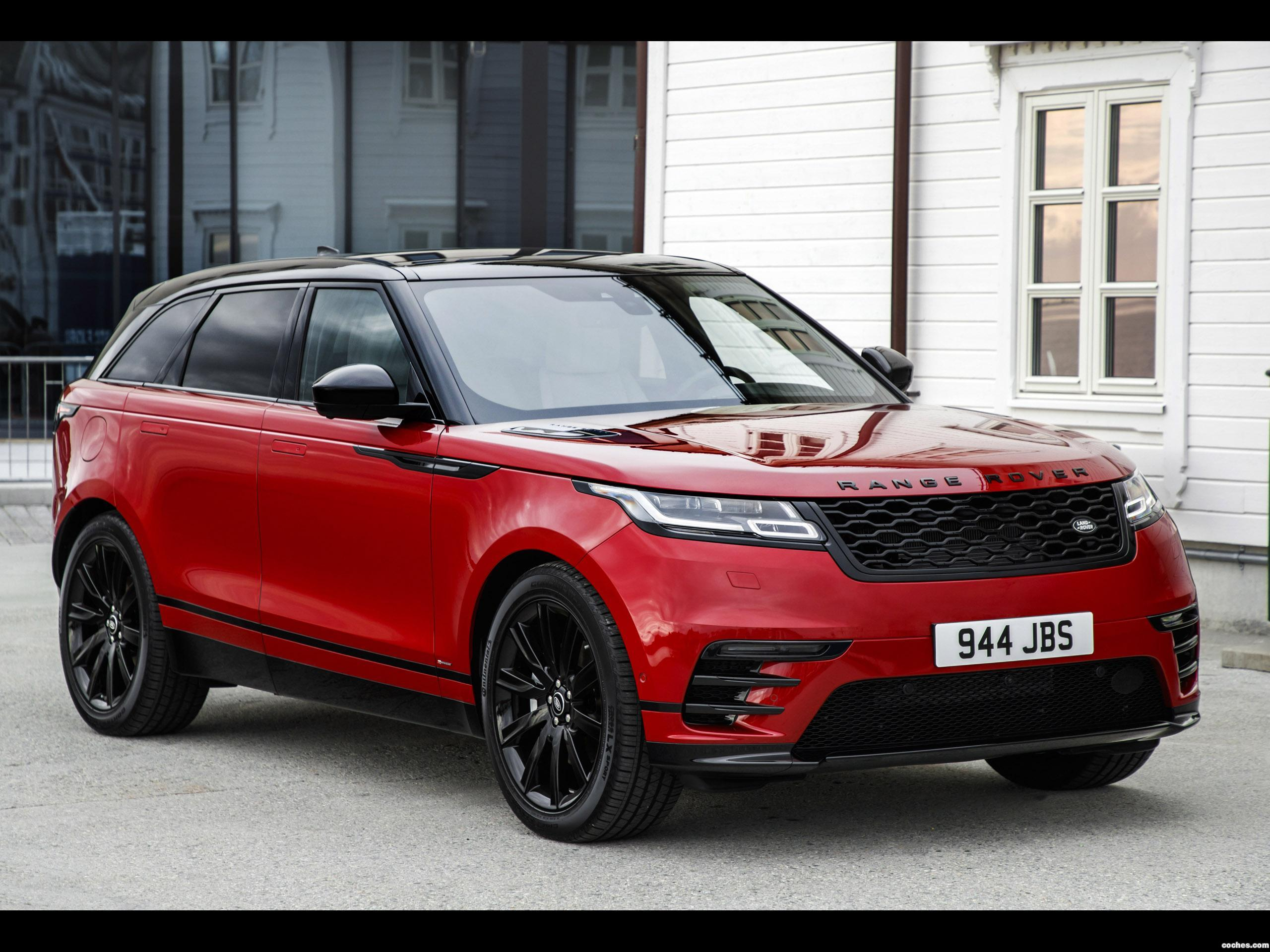 fotos de land rover range rover velar r dynamic d300 hse black pack 2017 foto 8. Black Bedroom Furniture Sets. Home Design Ideas