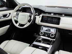 Ver foto 34 de Land Rover Range Rover Velar R-Dynamic D300 HSE Black Pack 2017