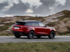 Ver foto 8 de Land Rover Range Rover Velar R-Dynamic D300 HSE Black Pack 2017