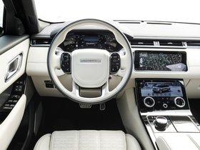 Ver foto 39 de Land Rover Range Rover Velar R Dynamic P250 SE Black Pack USA 2017