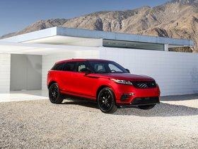 Ver foto 10 de Land Rover Range Rover Velar R Dynamic P250 SE Black Pack USA 2017