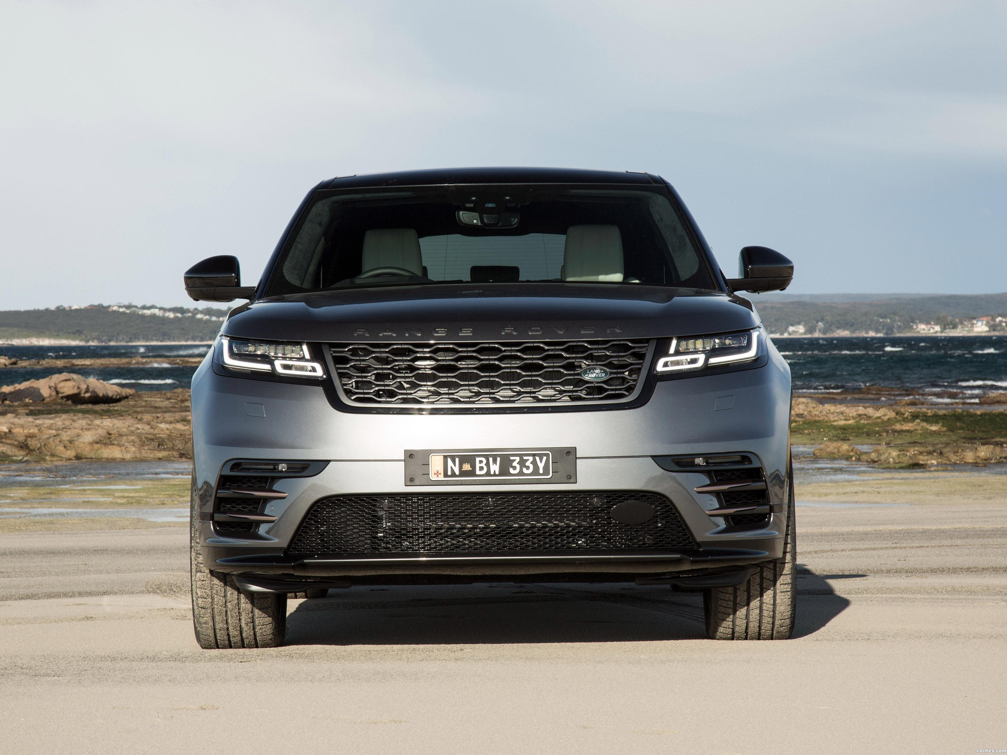 Foto 0 de Land Rover Range Rover Velar R Dynamic P380 HSE Australia 2017