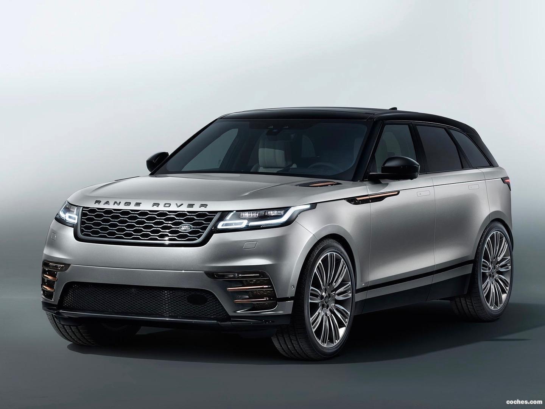 Foto 0 de Land Rover Range Rover Velar 2017