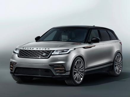 precios land rover range rover velar ofertas de land. Black Bedroom Furniture Sets. Home Design Ideas