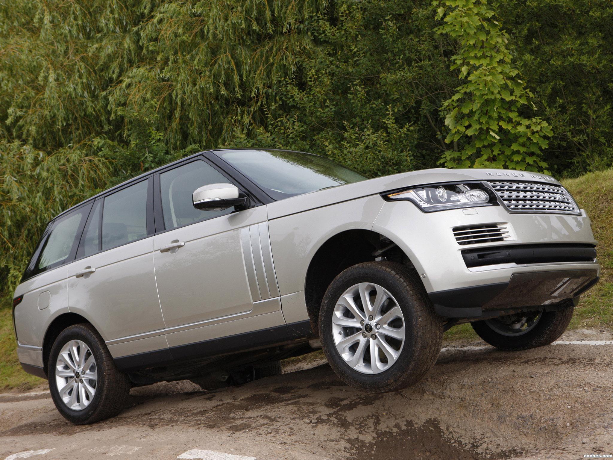 Foto 3 de Land Rover Range Rover Vogue 2013