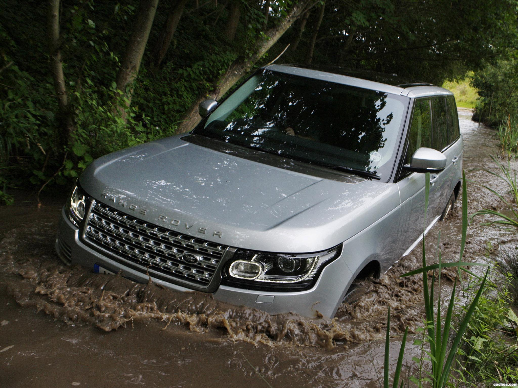 Foto 0 de Land Rover Range Rover Vogue 2013