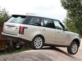 Ver foto 3 de Land Rover Range Rover Vogue 2013
