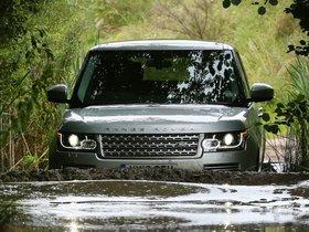 Ver foto 2 de Land Rover Range Rover Vogue 2013