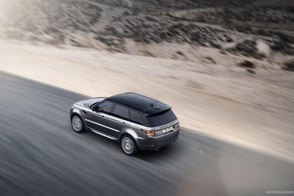 Foto 0 de Land Rover Range Rover Sport (L494) 2013