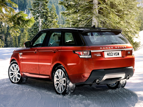 Ver foto 9 de Land Rover Range Rover Sport 2013