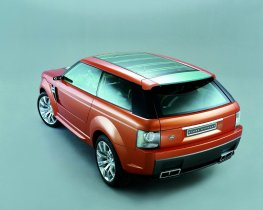 Ver foto 2 de Land Rover Range Stormer Concept 2004