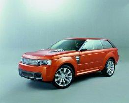 Fotos de Land Rover Range Stormer Concept 2004