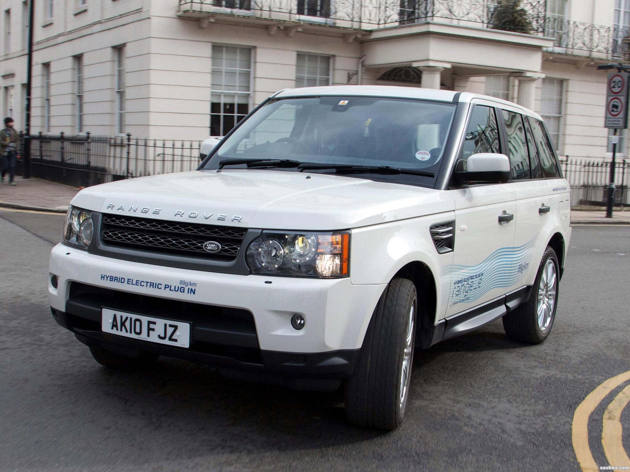 Foto 0 de Land Rover Range e 2011