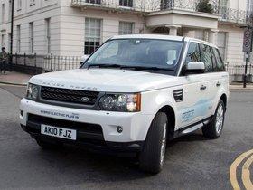 Fotos de Land Rover Range e 2011
