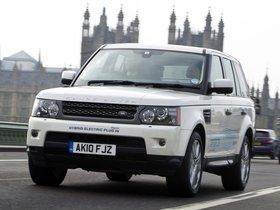 Ver foto 10 de Land Rover Range e 2011