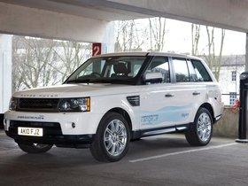 Ver foto 7 de Land Rover Range e 2011