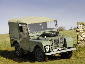 Fotos de Land Rover Series I