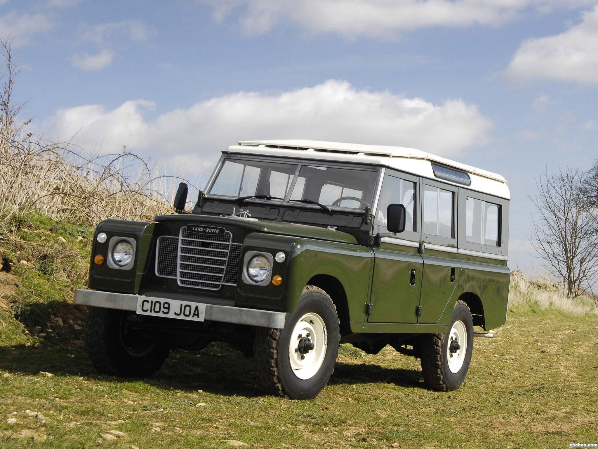 Foto 0 de Land Rover Series III LWB 1971