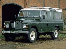 Ver foto 2 de Land Rover Series III LWB 1971