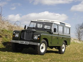 Fotos de Land Rover Series III