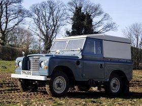 Ver foto 2 de Series III SWB Van 1971