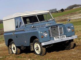 Fotos de Land Rover Series III