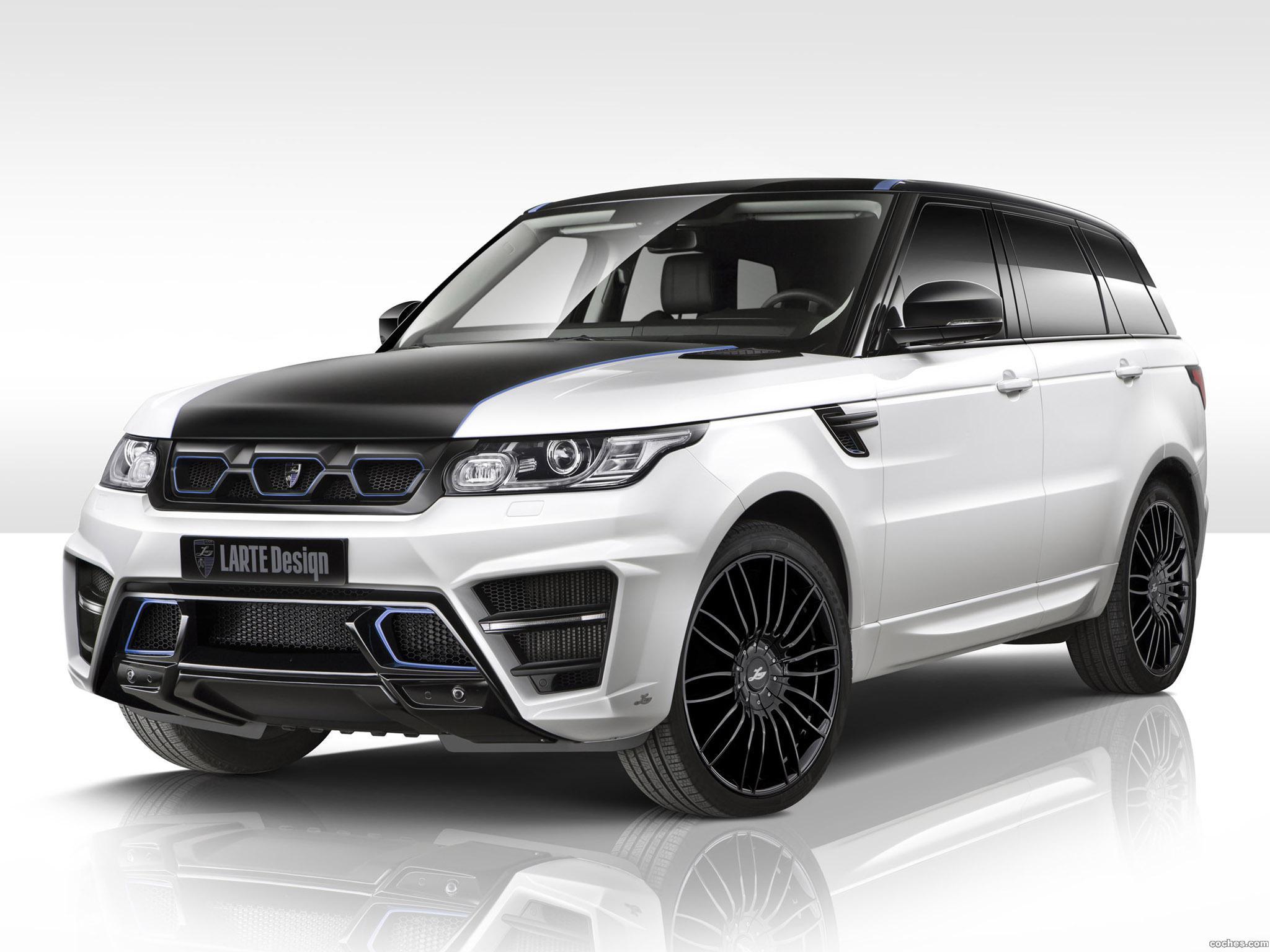 Foto 4 de Larte Design Range Rover Sport Winner 2014