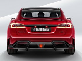 Ver foto 24 de Larte Design Tesla Model S Elizabeta 2015