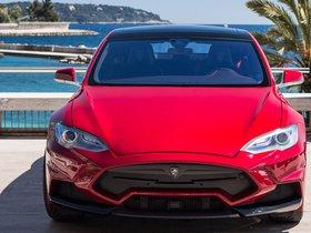 Ver foto 14 de Larte Design Tesla Model S Elizabeta 2015