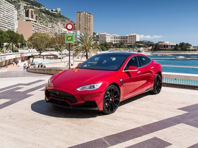 Ver foto 13 de Larte Design Tesla Model S Elizabeta 2015