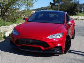 Ver foto 11 de Larte Design Tesla Model S Elizabeta 2015