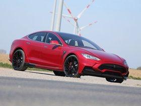 Ver foto 10 de Larte Design Tesla Model S Elizabeta 2015