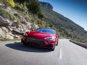 Ver foto 7 de Larte Design Tesla Model S Elizabeta 2015