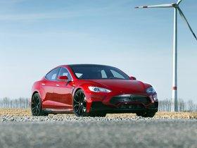 Ver foto 5 de Larte Design Tesla Model S Elizabeta 2015