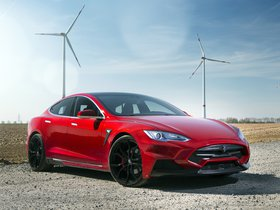 Ver foto 1 de Larte Design Tesla Model S Elizabeta 2015
